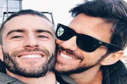 Los #pelandy se nos casan: llegó el día del 'si quiero' para Pelayo Díaz y Andy McDougall