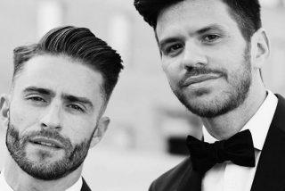 Pelayo Díaz y Andy Mc Dougall se dan el 'sí quiero' en Madrid