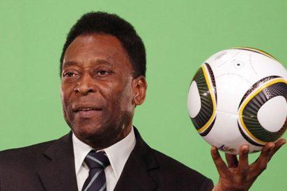 'O Rey' Pelé provoca en Twitter al fútbol argentino en Twitter