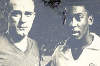 Pelé enciende los ánimos de los aficionados argentinos con este tuit sobre Di Stéfano