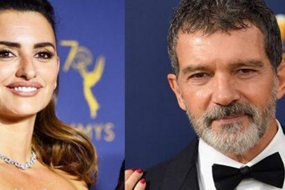 Penélope Cruz y Antonio Banderas brillaron tanto en los Emmys que se quedaron sin premio