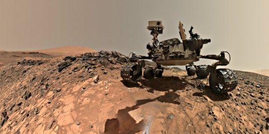 ¡No estamos solos!: Científicos encuentran insectos en Marte