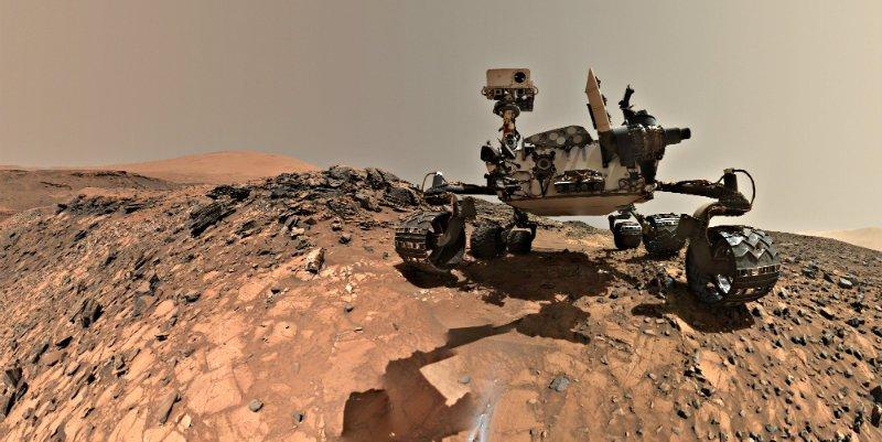 Comienza a despejarse el cielo en Marte para el rover Opportunity
