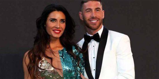 Sergio Ramos se olvida por fin de los pingos y opta por vestirse con el carísimo 'Versace'