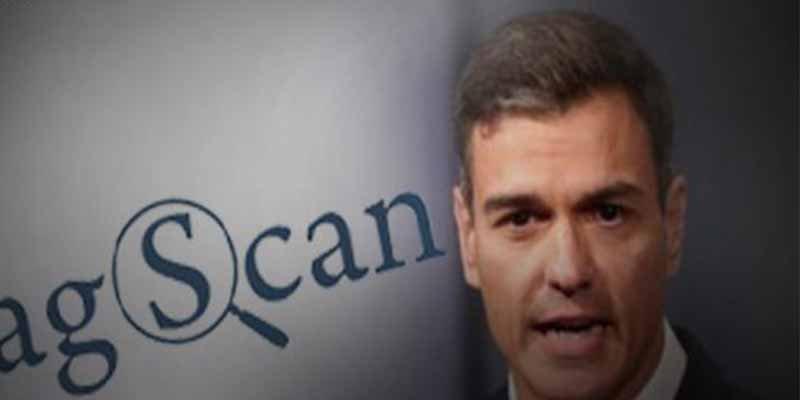 PlagScan revela otro engaño más y prueba que el plagio de Sánchez es contumaz y reincidente