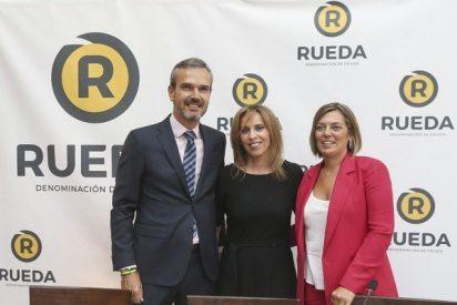 La Denominación de Origen Rueda, presentó la nueva imagen corporativa de la marca