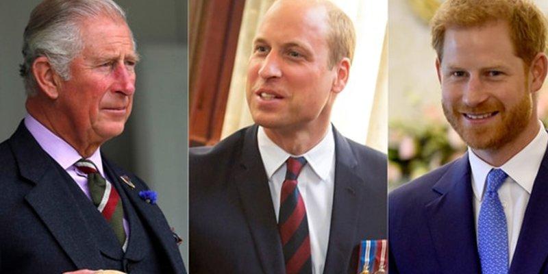 Así de terrible es la relación entre el príncipe Carlos y sus hijos, William y Harry