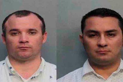 """Video: arrestados """"in fraganti"""" dos inescrupulosos curas católicos teniendo sexo oral en un automovil en Miami Beach"""