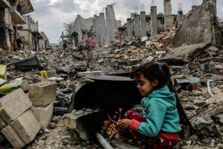 "Hermana Youla Girges: ""Pedimos a la comunidad internacional que intervenga"""