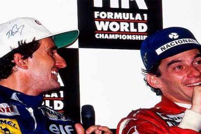Los íntimos secretos que desveló Alain Prost acerca de su relación con Ayrton Senna
