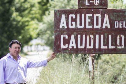 Así son el pueblo y el alcalde que quieren quedarse con la momia de Franco