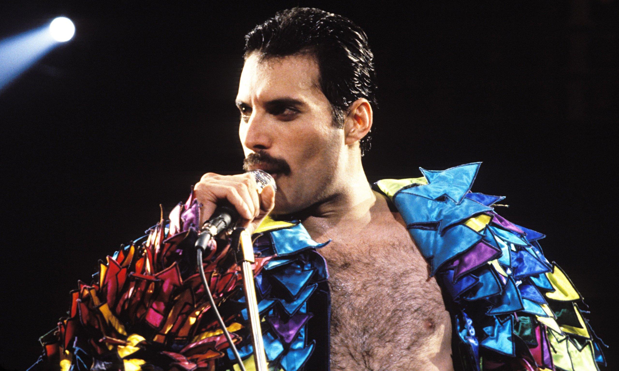 Así fue la cruel agonía de Freddie Mercury