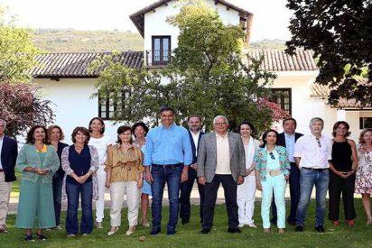 Lo de Pedro Sánchez no es un 'gobierno', es una coña marinera