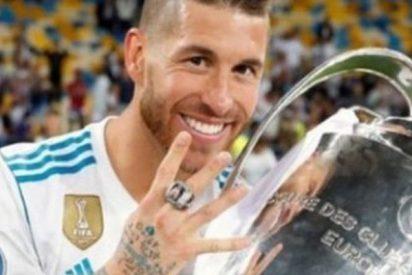 Ramos es el mejor defensor del 'The Best'