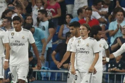 Este es el '11' del Real Madrid para el partido ante el Espanyol