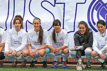 Se monta un lío de los gordos con la posible creación de un Real Madrid femenino