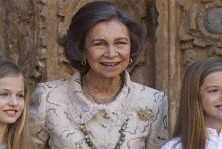 La pillada in fraganti de la Reina Sofía con su nieta que deja fatal a la Reina Letizia