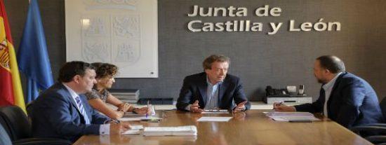 Nuevo convenio marco entre la Junta y el Consejo Comarcal de El Bierzo
