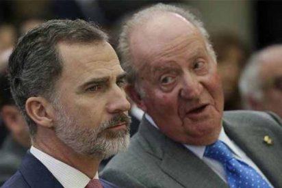 El Rey Juan Carlos, tras salvarse por los pelos del 'Caso Corinna', no oculta su cabreo con la Zarzuela