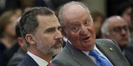 """(Ampliación) Don Juan Carlos """"está fantástico"""", según el doctor Villamor"""