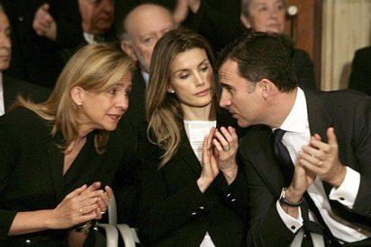 El encuentro secreto entre el Rey Felipe y la Infanta Cristina hunde a doña Letizia