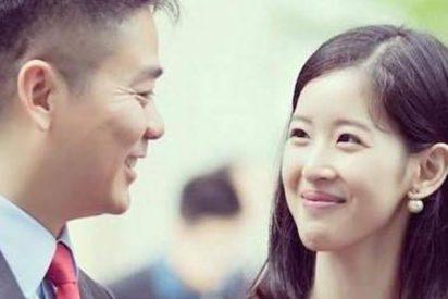 Los ricos chinos también lloran y se ponen cuernos: El escándalo sexual de Richard Liu y Zetian Zhang
