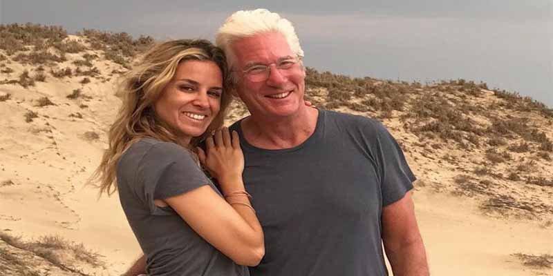 """Richard Gere confirma que volverá a ser padre a los 69 años con la """"bendición"""" del Dalai Lama"""