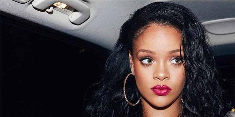 A la bella Rihanna le entran por segunda vez los ladrones en su mansión de Hollywood Hills