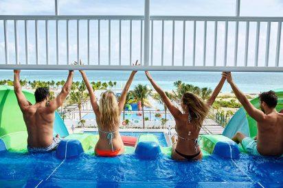 Hoteles cinco estrellas en Playa Mujeres: Riu Dunamar