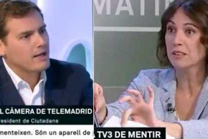 """Rivera saca la artillería contra TV3: """"Esta casa es un aparato de propaganda al servicio de la causa separatista"""""""