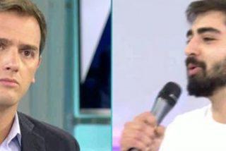 Albert Rivera deja para el arrastre al independentista de turno que quiso hacerse el golpista listillo en Telecinco