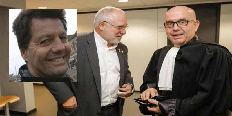 El exetarra Gonzalo Boye alega sentirse 'amenazado' por Alfonso Rojo