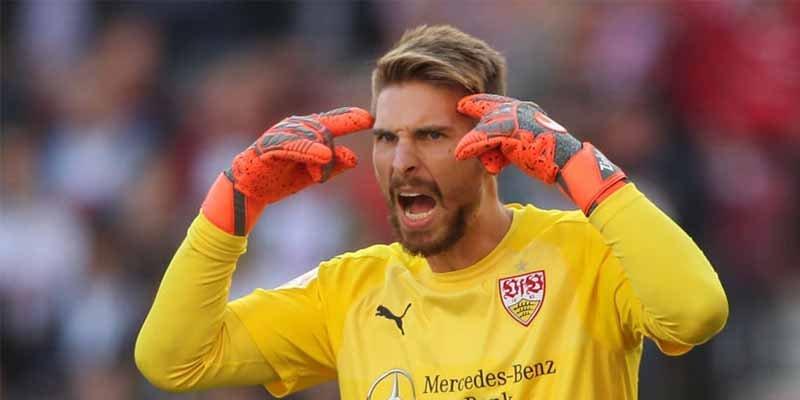 El bestial blooper de un portero de la Bundesliga que recorre el mundo