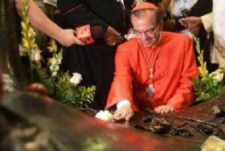 """Rosa Chávez: """"El Papa quiere visitar El Salvador en enero"""""""