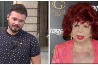 "Losantos se troncha a mandíbula batiente de Rufián: ""¡Parece Carmen de Mairena!"""