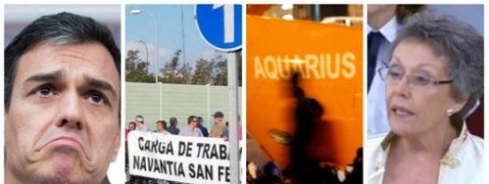 ¡Qué cien días, Pedro Sánchez! Las diez rectificaciones de su Gobierno mutante y desnortado