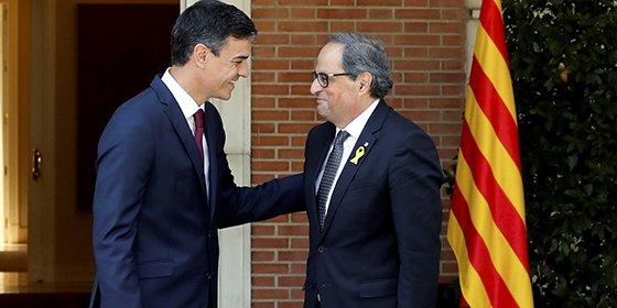 ¿Y esta idiotez en la Diada 2018 también formaba parte del acuerdo de investidura, Pedro Sánchez?