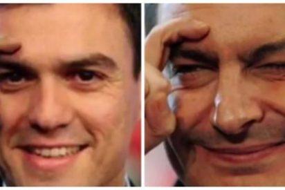 La tremenda patada en el culo que le ha dado el PSOE a Zapatero por culpa de unos crucifijos