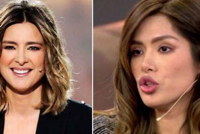 Increíble pero cierto: Miriam Saavedra intenta ligarse a Sandra Barneda en 'GH VIP 6'