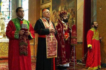 Francisco a los Mequitaristas: sigan iluminando al pueblo armenio