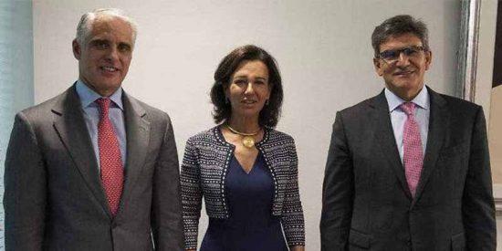 Banco Santander nombra consejero delegado a Andrea Orcel en sustitución de José Antonio Álvarez