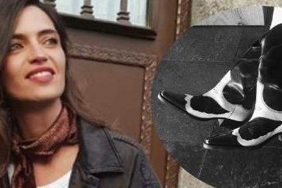 Sara Carbonero arrasa con sus botas cowboy de 500 euros