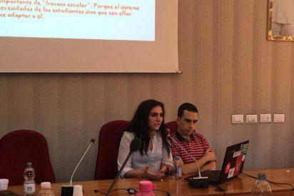 Saray y Fer, españoles en el Encuentro de estudiantes en Roma