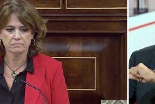 El deplorable batiburrillo de Sardá para convencerse de que la ministra Delgado hace bien en aguantar el chaparrón