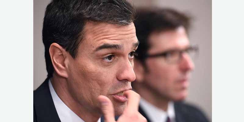 Tesis: El error de Pedro Sánchez del que todo el mundo habla