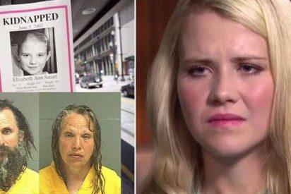 A los 14 años, Elizabeth Smart fue secuestrada y violada diariamente durante 9 meses, a los 30 revive la pesadilla