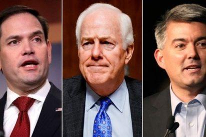Senadores de EEUU piden sumar a Venezuela a la lista negra de patrocinadores del terrorismo