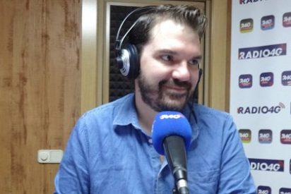 Sergio Espí Rubio, periodista especializado en crítica de televisión