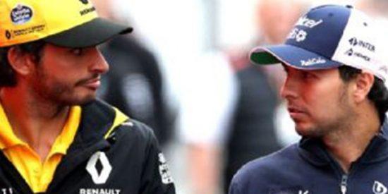 El piloto Sergio Pérez no fichará por McLaren