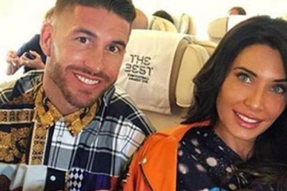 Sergio Ramos sucumbe a esta revolucionaria camisa de Versace